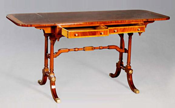 原装进口多功能实木写字桌
