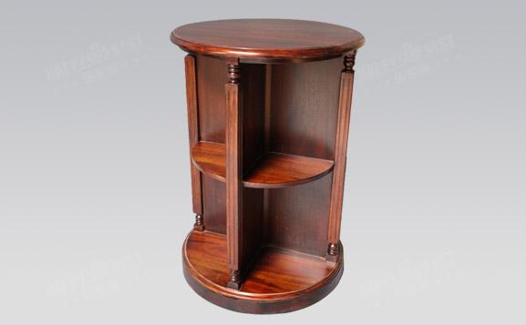 原装进口欧式古典圆柱书架