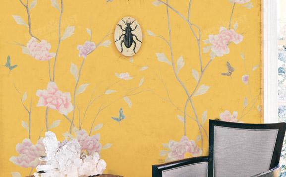 高档时尚大气定制墙纸壁画