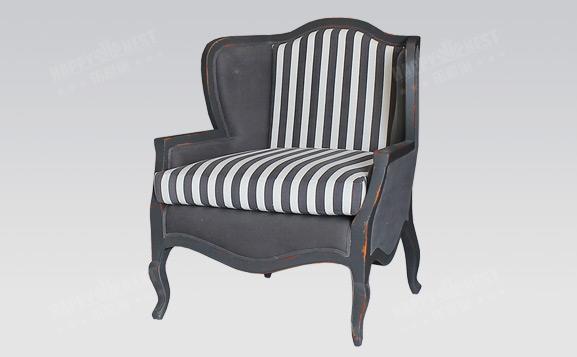 原装进口英式做旧布朗利椅