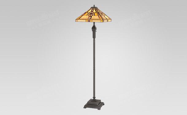 欧式古典时尚高端落地灯