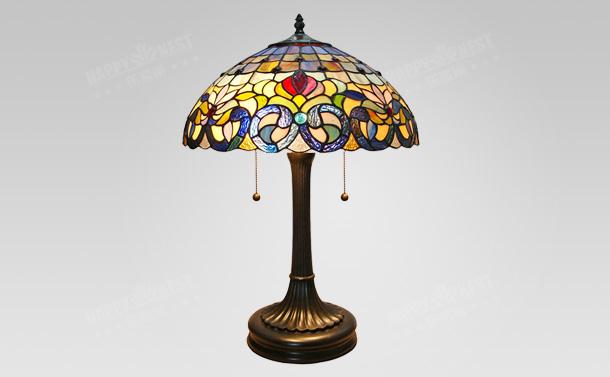 欧式古典时尚创意台灯