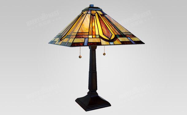欧式复古时尚创意台灯