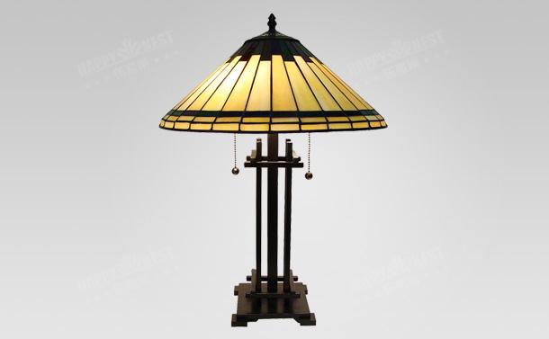 欧式复古简约大气台灯