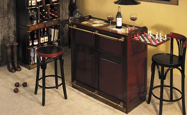 原装进口卡萨布兰卡酒吧桌椅