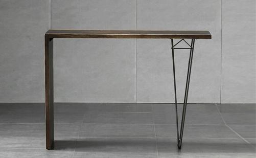 原装进口现代简约弗洛一抽书桌